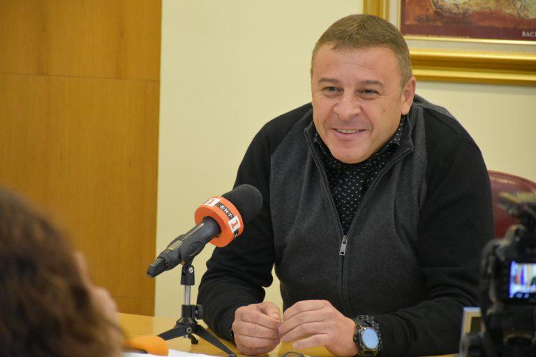 КПКОНПИ глоби екскмета на Благоевград, отнема му имущество