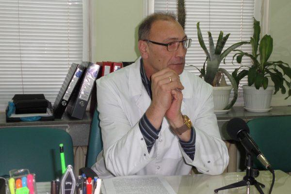 В онкоболницата в Благоевград разкриват 7 легла за болни с коронавирус