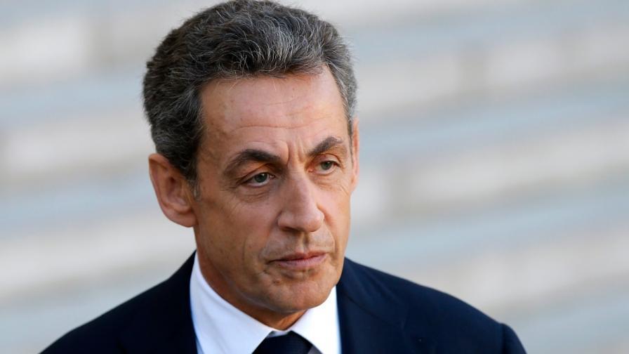 Бившият президент на Франция Никола Саркози – на подсъдимата скамейка