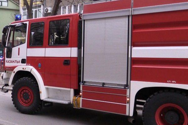 Пожар изпепели къща в Банско, има загинал
