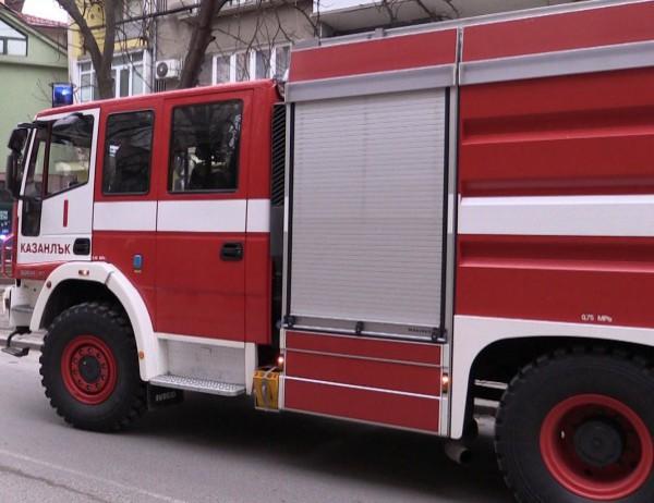 Кметът на Крушево обгоря при пожар