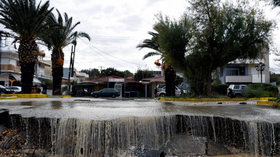 Големи наводнения в Италия, има жертви и изчезнали